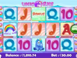 No registration game Unicorns for free
