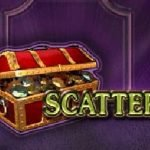 Scatter symbol of online slot machine 40 Shining Jewels