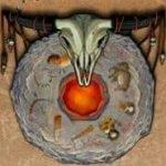 Stone Age slot machine for fun - scatter symbol