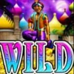 Symbol wild of Arabian Charms online free game