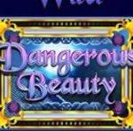Simbol wild în Dangerous Beauty joc de cazino