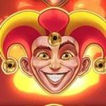 Wild-Symbol des Online-Spielautomaten Fire Joker