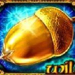 Wild-Symbol des Online-Automatenspiels Golden Acorn