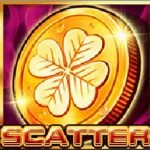 Symbol scatter of Groovy Automat online game with no deposit