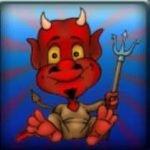 Scatter-Symbol des Online-Spielautomaten Hot 5 Deluxe