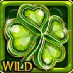 Comodín - Tragaperras de casino Lucky Clover