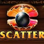 Scatter-Symbol des Automatenspiels Sapphire Lagoon