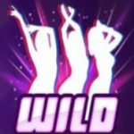 Wild symbol of Spin Party casino slot game