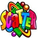 Scatter symbol of Sun Quest casino free slot game
