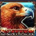 Scatter-Symbol des Online-Spielautomaten Wild Hills