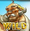 Wild symbol of Castle Builder online slot game