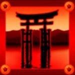 Symbol scatter of Geisha casino free game