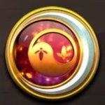 Symbol scatter of free slot game Lights
