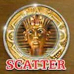 Symbol scatter of Luxor Valley slot game