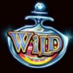 Wild symbol of Potion Commotion casino game