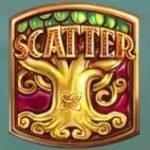 Scatter symbol of Secret of the Stones online slot