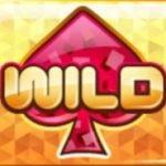 Wild symbol of Stickers casino free game