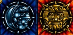 Special symbols of Sun and Moon online slot game