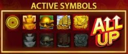 Gold symbols of casino free slot game 88 Fortunes