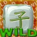 Symbol Wilda z darmowego automatu Caramel Dice