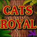 Símbolo de giros gratis - juego online Cats Royal