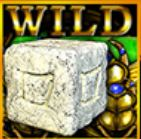 Wild-Symbol des Dice of Ra Online-Casino-Spiels