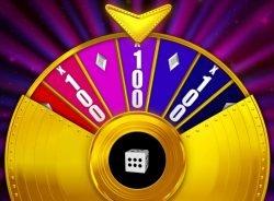 A Treasure Cubes befizetés nélkül játszható nyerőgép Dice Game funkciója