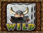 Symbol Wilda z automatu online 100 Dice