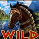 Symbol Wilda z darmowego automatu Amazons´ Battle