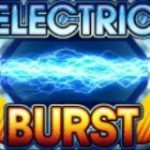 Symbol Wilda z darmowego automatu do gier Electric Burst