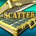 Kostenloser Fast Money Online-Spielautomat - Scatter-Symbol
