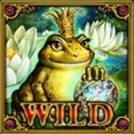 Online nyerőgépes játék Frog Story – vad szimbólum