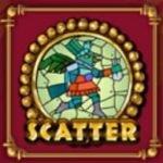 Scatter del juego online gratuito Inca Gold II