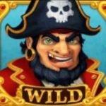 Simbol wild în Pirates Arrr Us!