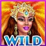 Comodín - Divertido juego de tragaperras Queen of Rio