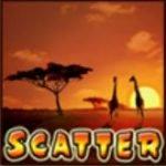 Symbol scatter of Savanna´s Life slot machine