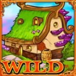 Wild-Symbol des Wonder Tree Casino-Automatenspiels