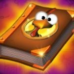 Maszyna do gier Book of Crazy Chicken - Symbol Wilda