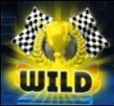 A Crazy Cars online ingyenes nyerőgépes játék vad szimbóluma