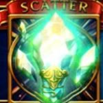 Scatter symbol of Hero´s Quest casino free game