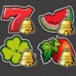Bell symbols of free casino game Random 2 Wild