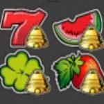 Bells Symbols of casino slot game Random 2 Wins