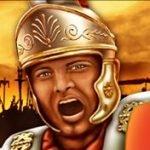 Symbol wild of free online game Roman Legion Extreme