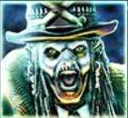 Symbol wild of The Shaman King casino free game
