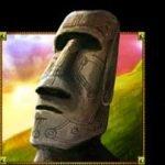 Wild Rapa Nui casino slot game - wild symbol