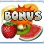 Bonus symbol of Feaky Fruit slot machine for fun