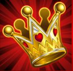 Symbol scatter of Hearts and Tarts online free game