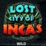 Wild symbol of Lost City of Incas casino free game