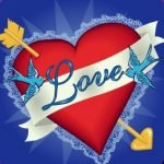 Scatter of Love Bugs free slot machine