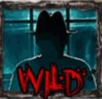 Wild symbol of casino slot mahcine Nightmare on Elm Street